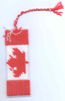 Canadian Bookmark