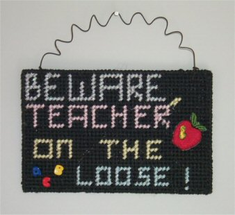 Teacher on the Loose!!